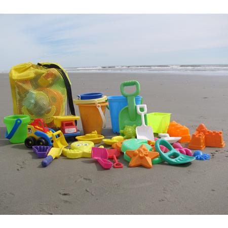 Bag o Beach (Sand) Toys