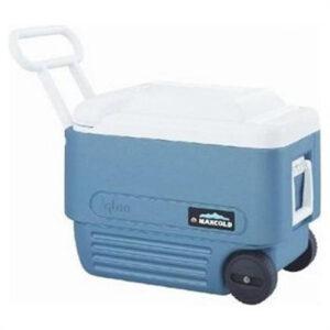 Wheeled Cooler - 40 qt