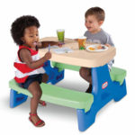 Little Tikes Small Kid's Picnic Table 2